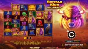 Buffalo King Megaways Intro